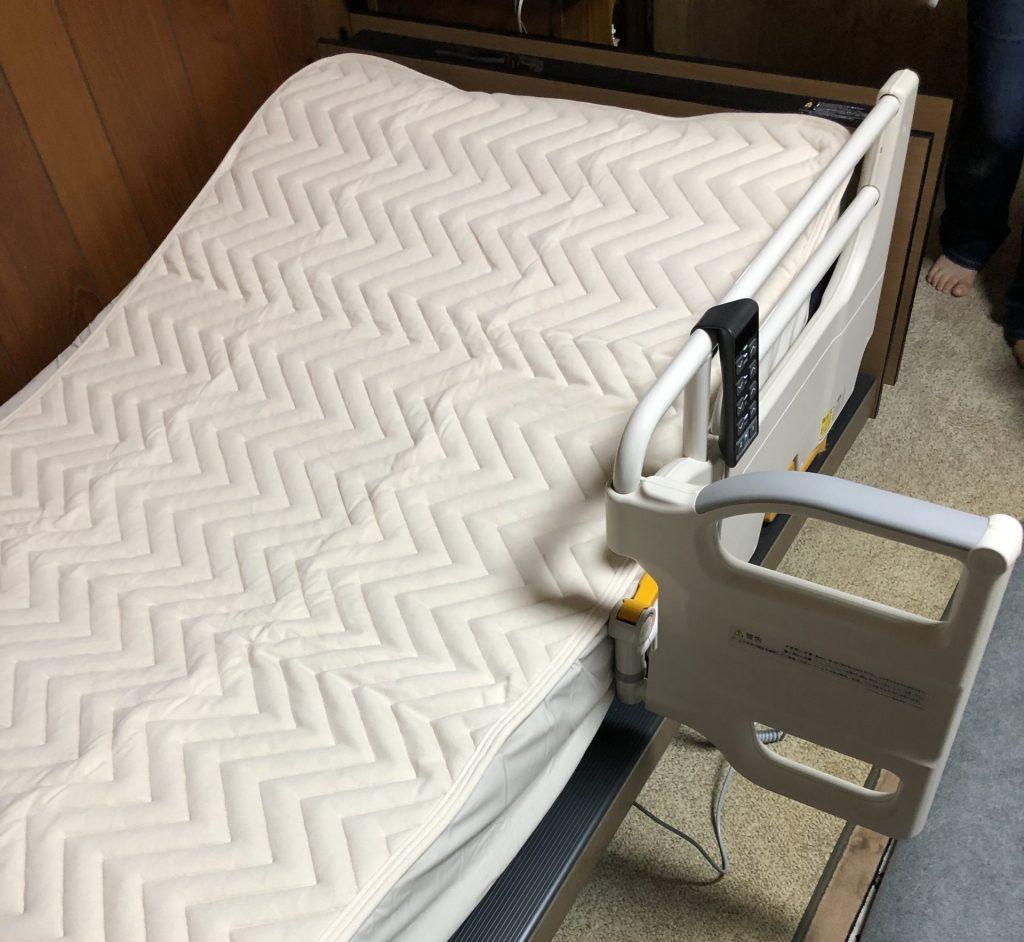 電動ベッド インタイム1000納品